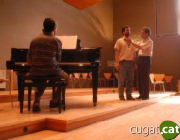 Èxit d'inscripcions al curs internacional de cant de Camerata Sant Cugat