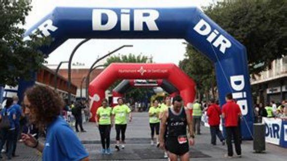 Tall de carrers aquest diumenge per la cursa DiR-Mossos d'Esquadra a Sant Cugat