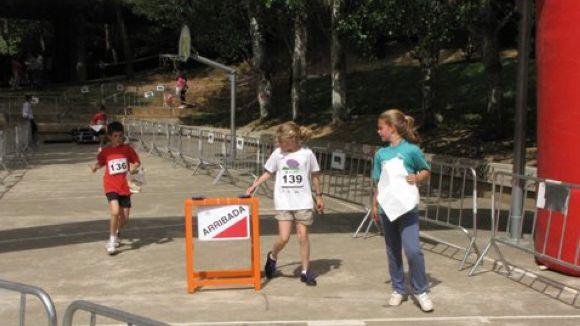 La 12a Cursa d'Orientació per la Marató de TV3 arriba diumenge al Parc de la Pollancreda