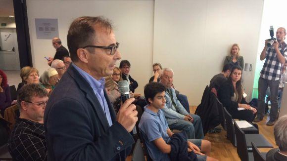 L'HGC i el soroll del centre protagonitzen l'audiència ciutadana
