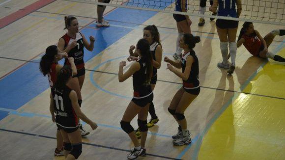 El Voleibol Sant Cugat finalitza tercer a la Superlliga júnior