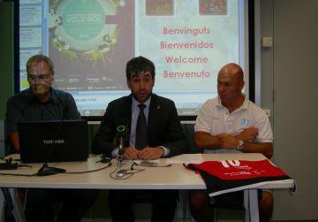El 8è Torneig Ciutat de Sant Cugat de voleibol manté el llistó de la competició tot i la crisi