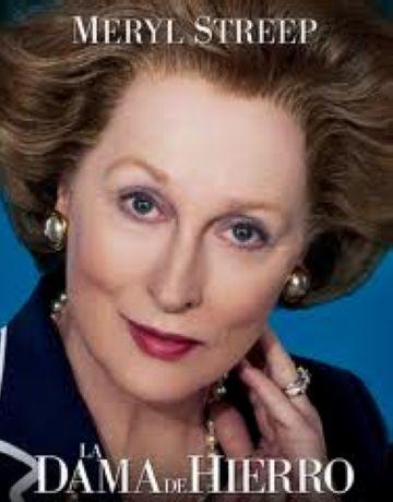 Margaret Thatcher i Sherlock Holmes, protagonistes a les estrenes de cinema