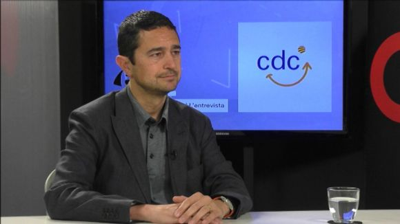 Calvet (CDC): 'En última instància, no descartem un referèndum unilateral d'independència'