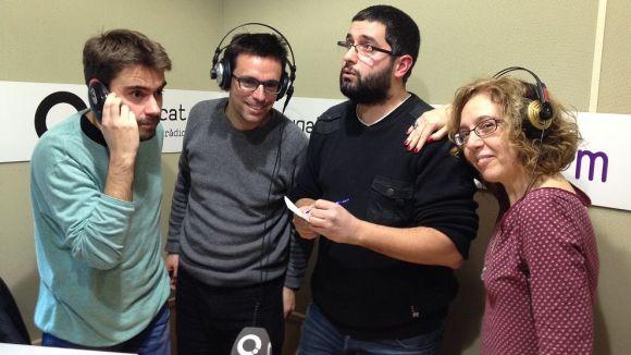David Vila, Daniel Ruiz-Trillo, Un tal Pere i Cristina Company