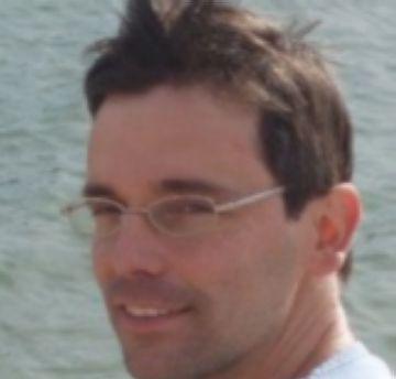 L'escriptor Daniel Ruiz-Trillo