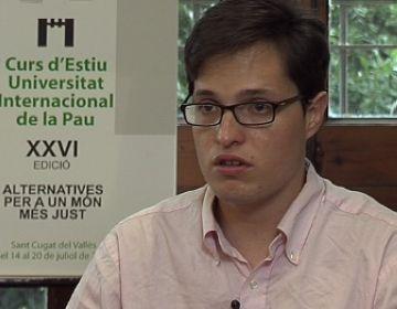 Daniel Munevar (Unipau): 'Hi ha recursos suficients per alimentar tres vegades la població mundial'