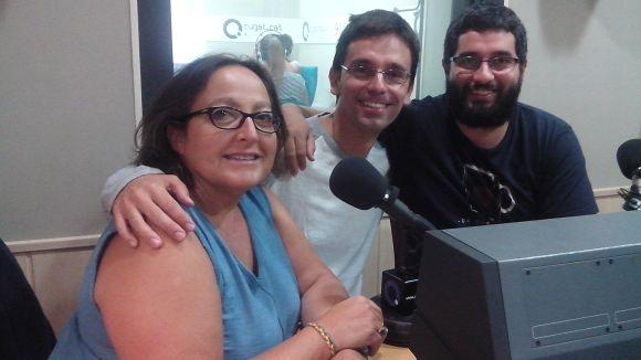 Carme Reverte, Daniel Ruiz-Trillo i 'Un tal Pere'