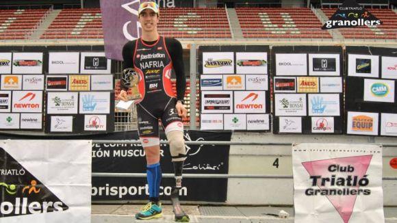 Dani Nafría descarta ser al Campionat d'Espanya