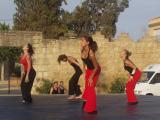 Una mostra de les coreografies dels ballarins de nivell avançat