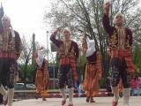 La formació de música i dansa de Turquia Silifke, ha obert 'Fem Dansa'