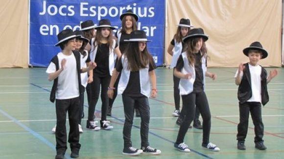 L'OMET organitza diumenge una trobada de dansa esportiva i un campionat de rítmica