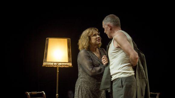 Teatre: 'Dansa de mort'