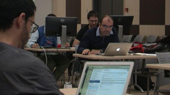 La Datathon Sant Cugat arrenca en busca d''apps' innovadores per a la ciutat
