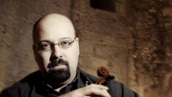 El compositor estrenarà el quartet a l'església St.Cuthbert's a Londres / Foto: David Bozzo