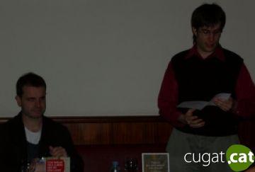 Jordi Llavina i David Clusellas presenten conjuntament dos llibres