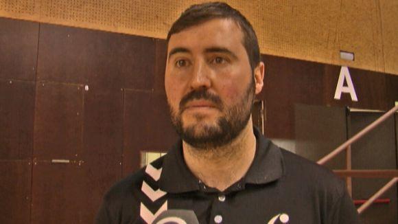 David López serà l'extècnic de l'Handbol Sant Cugat a partir de demà