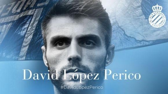 L'Espanyol presenta aquest dilluns el fitxatge del santcugatenc David López