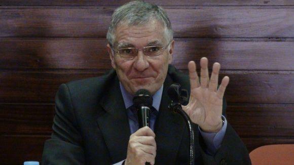 El santcugatenc David Ros presenta candidatura per formar part del secretariat nacional de l'ANC