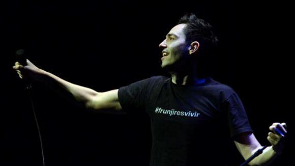 David Guapo torna a recórrer a la quotidianitat per fer riure el Teatre-Auditori