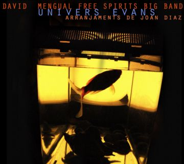 La David Mengual Free Spirits Big Band, nominada als premis Jaç 2012