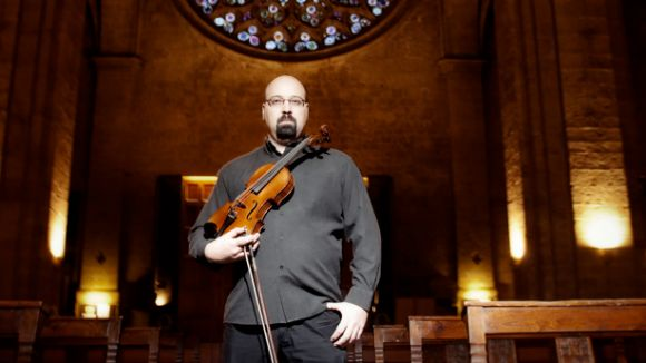 David Bozzo estrenarà 'A la Mort d'un Àngel' a Sant Cugat