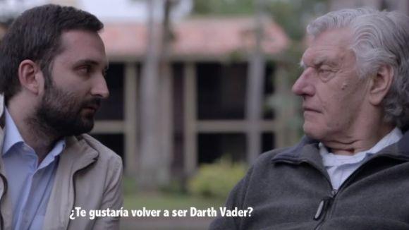 La història de l'actor que va encarnar Darth Vader, al cicle de cinema fantàstic amb 'I am your father'
