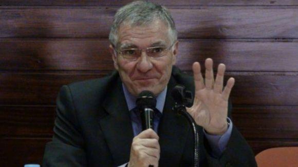 El santcugatenc David Ros entra al secretariat nacional de l'ANC, segons els resultats provisionals