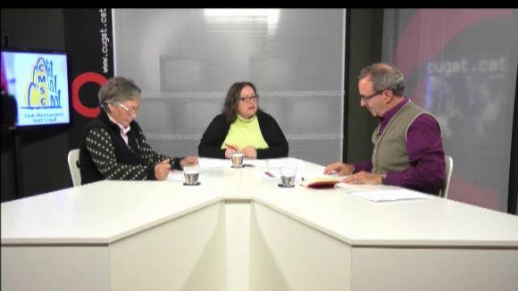 Els candidats a la presidència del CMSC debaten a Cugat.cat