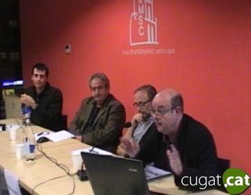 El Club Muntanyenc debat el futur de l'Àrea Metropolitana de Barcelona