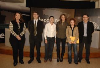Les infraestructures i l'economia, protagonistes del debat electoral de Cugat.cat