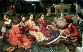 L'obra mestra de Bocaccio protagonitzarà una de les activitats d'estiu del Museu de Sant Cugat