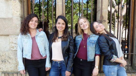 El grup santcugatenc Decibelles tocarà a la plaça d'Octavià aquest diumenge al matí / Foto: XCCP