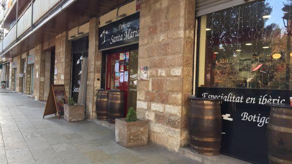El Dehesa Santa María no haurà de pagar multes per tenir barrils d'exterior, tal com volia l'Ajuntament