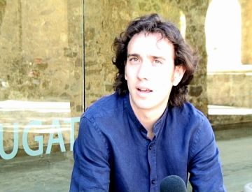 Diego Domingo presenta el seu darrer àlbum al Fnac Diagonal Mar