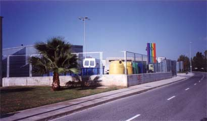L'accés serà per l'avinguda de Roquetes.