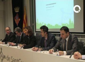 Una delegació de Montenegro s'interessa pel sistema ecològic Teccon utilitzat per Promusa