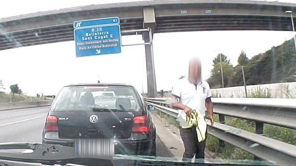 Desmantellada una organització criminal que actuava a autopistes de Sant Cugat