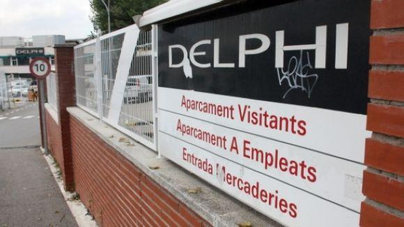 La planta de Delphi a Sant Cugat tancarà i deixarà sense feina 540 persones