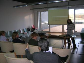 Marta Alfonso, assistent social: 'El diàleg és la clau per resoldre els conflictes del dia a dia'