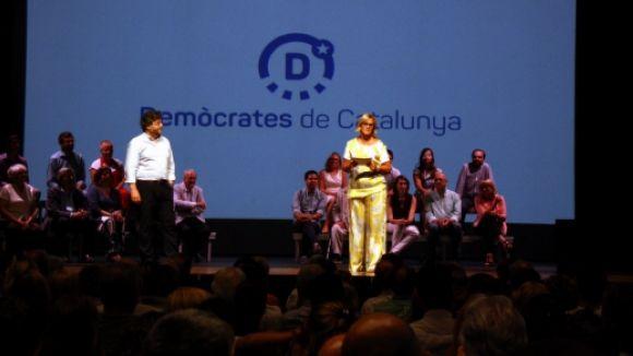 Moment de la presentació del nou partit / Foto: ACN