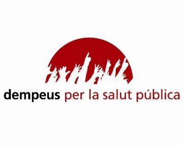 'DEMPEUS per la salut pública' acusa la Generalitat de voler convertir el ciutadà en 'client' de la sanitat