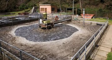 Les aigües residuals es desviaran fins a la depuradora de Vallvidrera