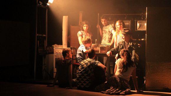 Un moment de l'espectacle / Foto: web del Teatre Liberté