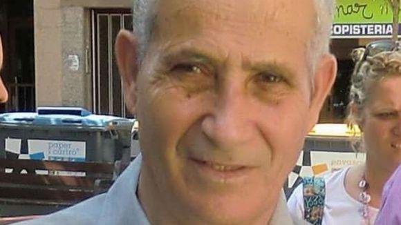 Manuel està desaparegut des de dissabte passat / Foto: Cedida