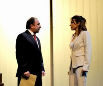 L'actriu Emma Vilarasau protagonitza el 'Parlem de... teatre!', aquest vespre