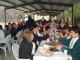 Prop de 175 persones han assistit al dinar de celebració d'aquesta primera dècada