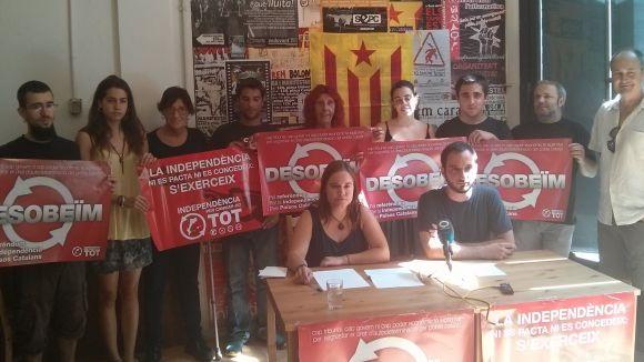 L'Esquerra Independentista crida a desobeir l'Estat per tirar endavant la consulta