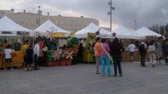 Des-Plaça vol tornar a ser l'espai dels joves amb Barraques en el record