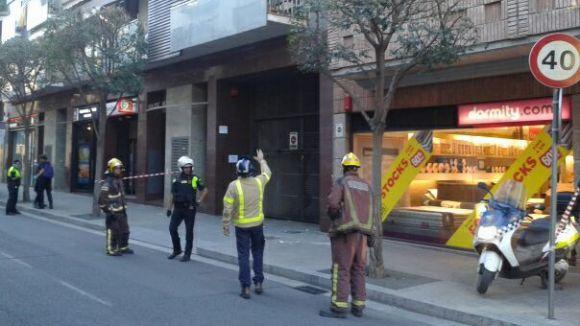 Els incendis en edificis a Sant Cugat cauen un 12,5% el 2015